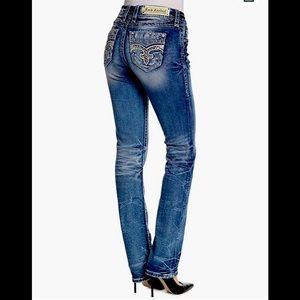 🌺Rock revival jeans